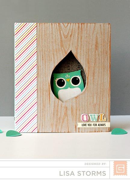 'Owl Love You For Always' mini album