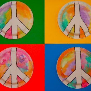 Groovy Peace Signs