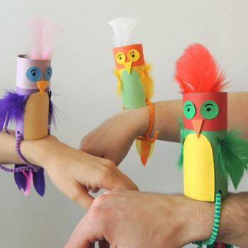 Wearable Perfect Parakeet