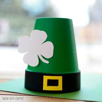 Clay Pot Leprechaun Hat