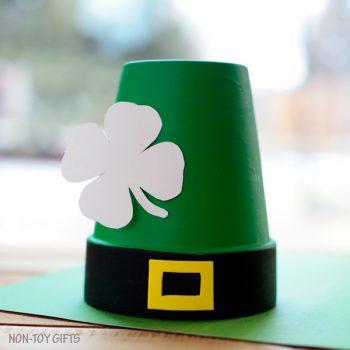 Clay Pot Leprechaun Hat