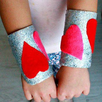 Heart Cuff Bracelets