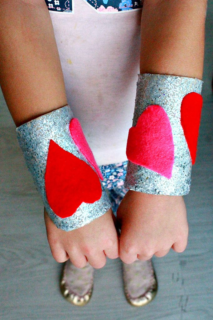 Get The Instructions For Heart Cuff Bracelets