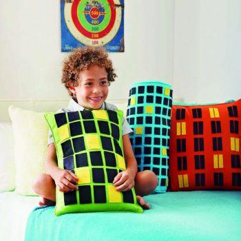 Skyscraper Pillows