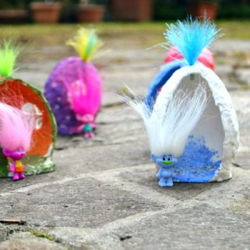 Trolls-Inspired Pod Houses