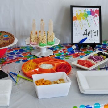 Colorful Art Party