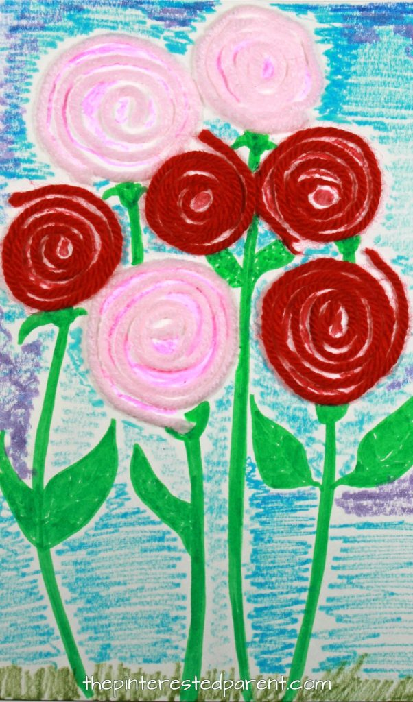 Preschool Valentines Crafts