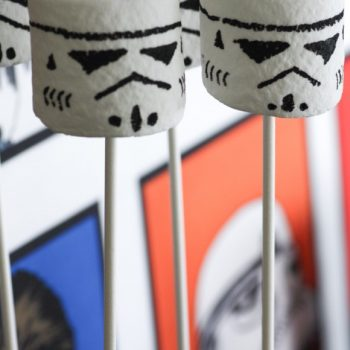 Stormtrooper Marshmallow Pop