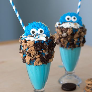 Cookie Monster Freakshake