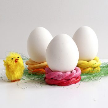 Colorful Egg Holders