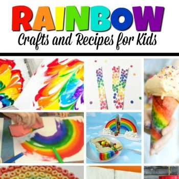 Rainbow Crafts and Recipes
