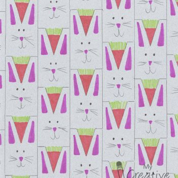 Bunny and Carrot Tessellation