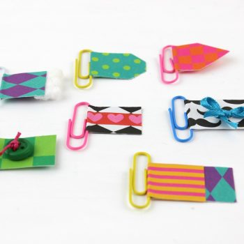 Paperclip Bookmarks