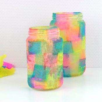 Tissue Paper Jars
