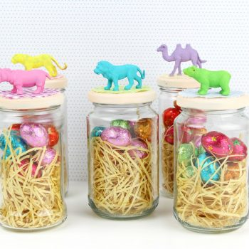 Animal Treat Jars