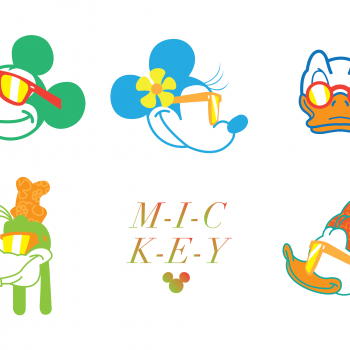 Mickey Mouse Temporary Tattoo Printables