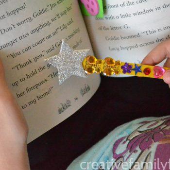 Magic Wand Reading Pointer