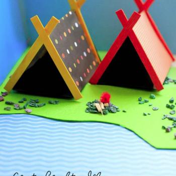 Mini Camping Set
