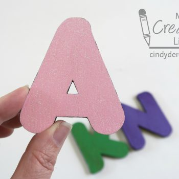 Monogram Magnets