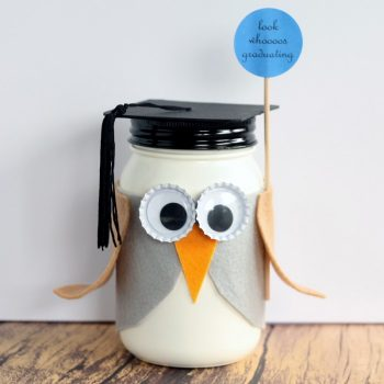 Owl Graduation Gift-in-a-Jar