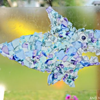 Shark Crafts Activities For Kids Ocean Themed Shark Crafts