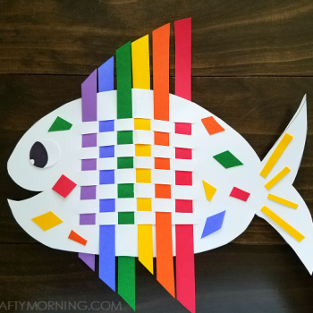 Weaving Rainbow Fish