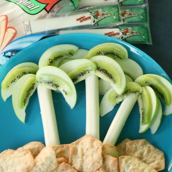 Tropical Snack Plate