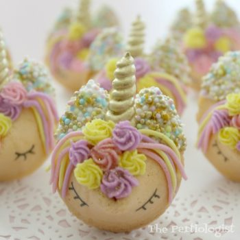 Unicorn Forture Cookies