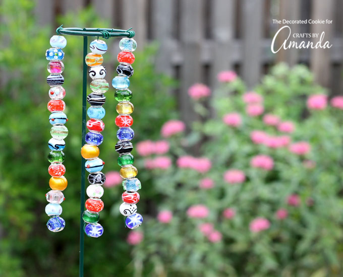 Charming Decorative Garden Stakes