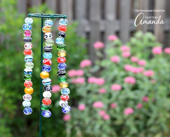 Charming Decorative Garden Stakes