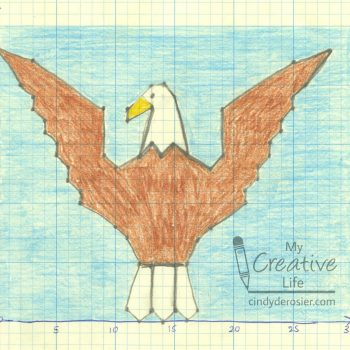 Bald Eagle Picture Graph