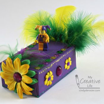 Mardi Gras Mini Float