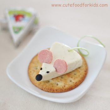 Cheese Mouse Appetizer