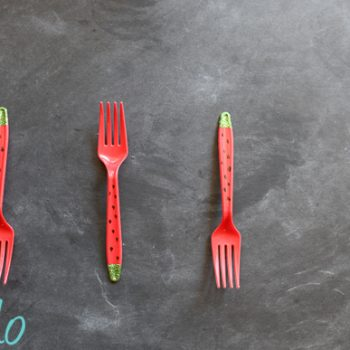 Watermelon Forks