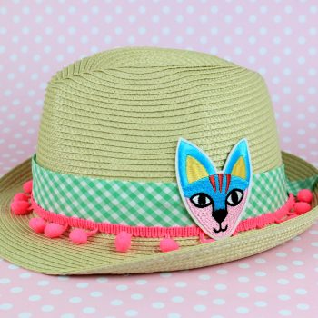 Funky Summer Hat