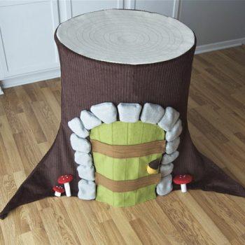 Hula Hoop Gnome Home