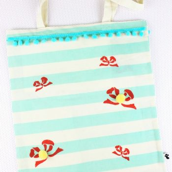 Summer Boho Chic Tote Bag