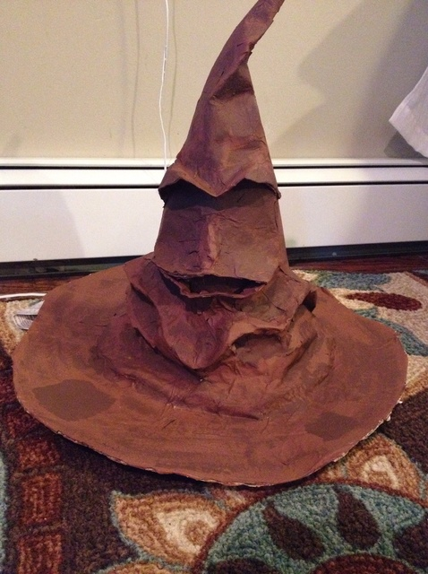 Harry Potter Sorting Hat | Fun Family Crafts