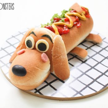 Hot Dog Puppy