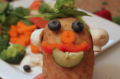 Potato Faces Fun Family Crafts