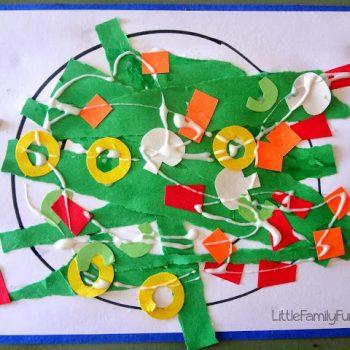 Green Salad Craft