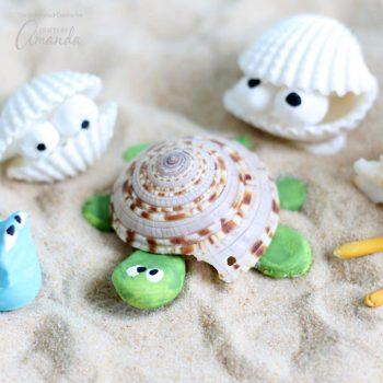 Sea Shell Creatures