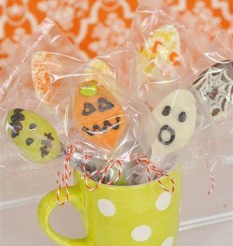 Halloween Hot Chocolate Spoons