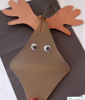 Hanger Reindeer