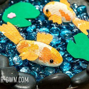 Rock Fish Pond
