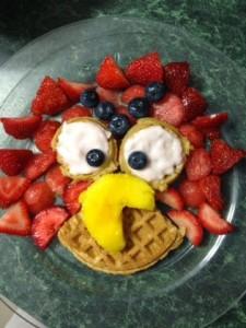 Angry Birds Breakfast