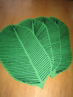 Banana Leaf Placemat