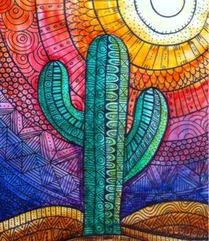 Doodle Desert