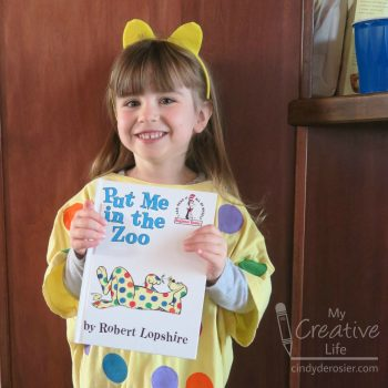 'Put Me in the Zoo' Costume