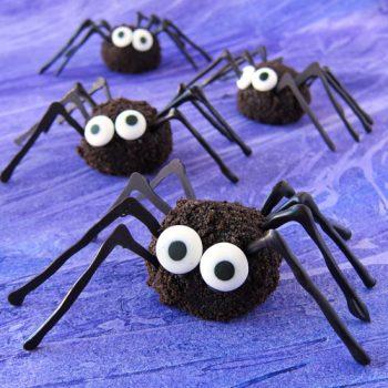 Oreo Spider Bites